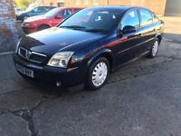 Vauxhall vectra, DTI black, 53 PLATE, MAY PX OR SWAP