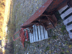 6 1/2 foot Plow for Tractor. SOLD. PPU