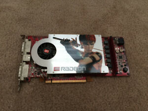 4 GRAPHICS CARDS FOR SALE! $5 EACH! BUY NOW!