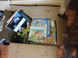 Children's books 15.00