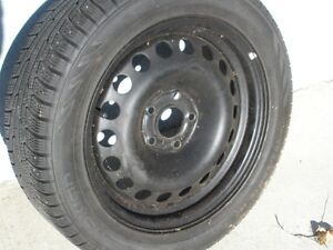 NOKIAN Tires, Winters, excellent tread (5bolt pattern)