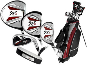 Men's XV 460 Golf Club Set With Bag - Brand New! Right Hand