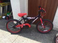 Kids 18 inch bike