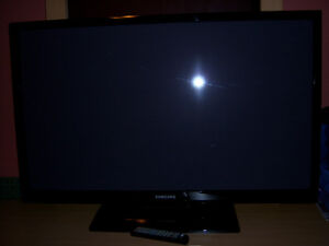 television samsung defectueuse