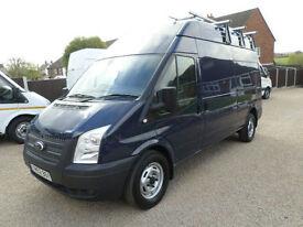 2013 Ford Transit 2.2TDCi 125PS T350 LWB, Workshop Van, Utility Van, 30000 miles