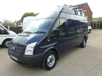 2013 Ford Transit 2.2TDCi 125PS T350 LWB, Workshop Van, Utility Van, 30000 miles