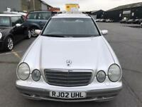2002 Mercedes-Benz E Class 2.1 E220 CDI Elegance 5dr