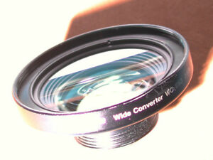 Nikon Wideangle Converter WC-E63