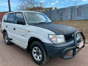 TOYOTA LANDCRUISER PARADO 1999 MANUAL Winnellie Darwin City Preview