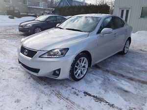 Lexus IS 250 AWD 2012