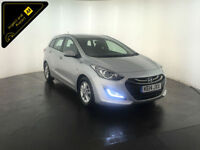 2014 HYUNDAI I30 ACTIVE BLUE DRIVE CRDI ESTATE 1 OWNER SERVICE HISTORY FINANCE
