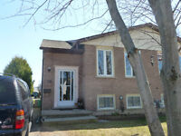 Welland - 3 Bedroom Semi for rent available June 1
