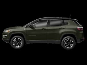 2019 Jeep Compass Trailhawk  - Leather Seats - Heated Seats