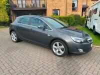 2011 Vauxhall Astra 1.6i 16V SRi 5dr HATCHBACK Petrol Manual