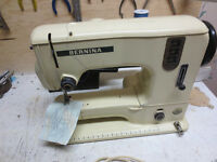 BERNINA RECORD SEWING MACHINE MODEL 534