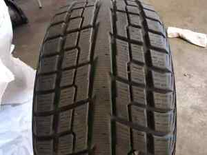Yokohama ice guard excellent condition 275/40R20
