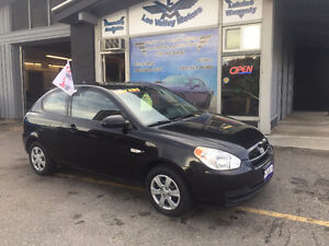 2007 Hyundai Accent GS w/Comfort Pkg Coupe (2 door)