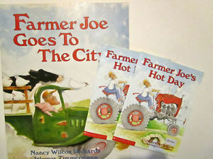 FARMER JOE COLLECTION - Big Book - Plus bonus 2 paperbacks Windsor Region Ontario image 1