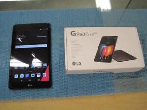 LG G Pad IV 8.0 Tablet