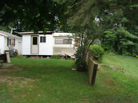 Park Model Trailer Situated In Park Price Reduced