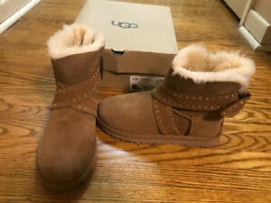 Brand New Authentic UGG Boots in Chestnut