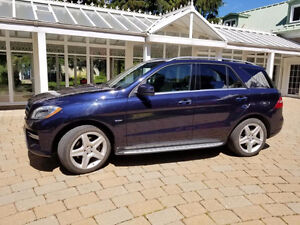 2012 Mercedes-Benz  ML 350 VUS