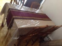 IKEA kitchen table with four chairs good condition