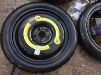 SPARE WHEEL FOR VAUXHALL INSIGNIA SPACE SAVER