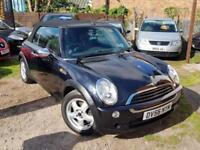 2006 MINI ONE CONVERTIBLE 1.6 PETROL*PARKING SENSORS*LOW MILEAGE*GREAT COND*