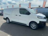2021 Vauxhall Vivaro 2900 L2 H1 1.5d 100ps Dynamic Van Van Diesel Manual