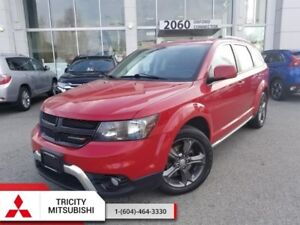 2015 Dodge Journey CROSSROAD  - 7 PASSENGER, LEATHER, SUNROOF