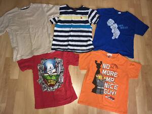 Vêtements d'été garçon 4, 5, 6, 7, 8 ans Gatineau Ottawa / Gatineau Area image 4