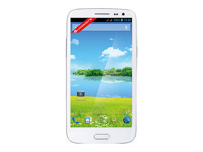 TREVI PHABLET 5Q SMARTPHONE ANDROID QUADCORE,DISPLAY 5
