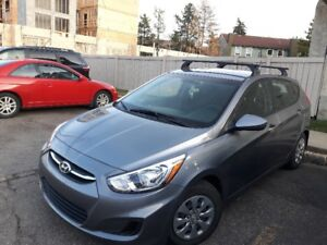 2016 mint condition Hyundai Accent Hatchback 19,000kms