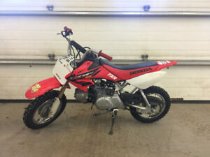 Dirt Bike - 50cc