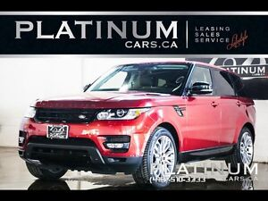 2014 Land Rover Range Rover Sport SUPERCHARGED, DYNAMI