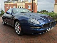 Maserati 4200 4.2 CAMBIOCORSA (blue) 2004
