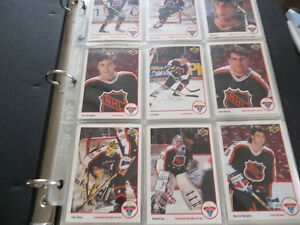I have 20,000 + hockey Cards, collection too.At My Flea Market a