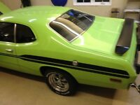 plymouth duster 73
