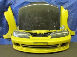 JDM Acura Integra Type R Front end Conversion Bumper Fender Hood