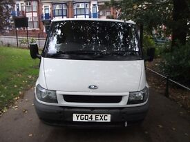 Ford Transit 2.0 TD 260 Panel Van 3dr (SWB) 2 OWNER, LOW MILAGE, NEW MOT 2004 (04 reg), 01162149247