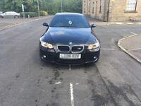 BMW 320d M Sport Coupe Black