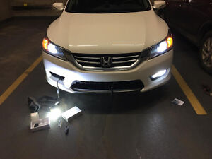 Super Bright Long Lasting Outshine HID LED Headlight Free Ship Saguenay Saguenay-Lac-Saint-Jean image 4