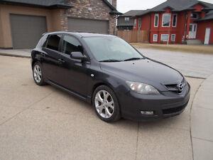 2007 Mazda Mazda3 GS Hatchback