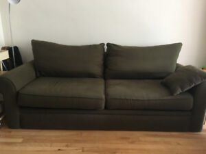 Matching Couch and Armchair for Sale - $200 OBO