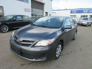 2013 TOYOTA COROLLA CLEAN CARPROOF! FACTORY WARRANTY! $10,990