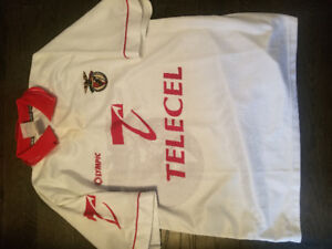 SL Benfica 1996 away jersey rare and pristine condition