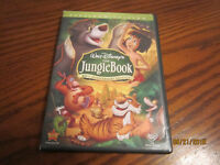 Walt Disney's The Jungle Book 40th Anniversary DVD