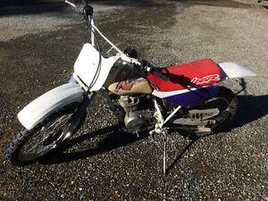 1995 Honda xr100r