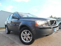VOLVO XC90 2.4 DIESEL AWD AUTO 7 SEATER ONE OWNER